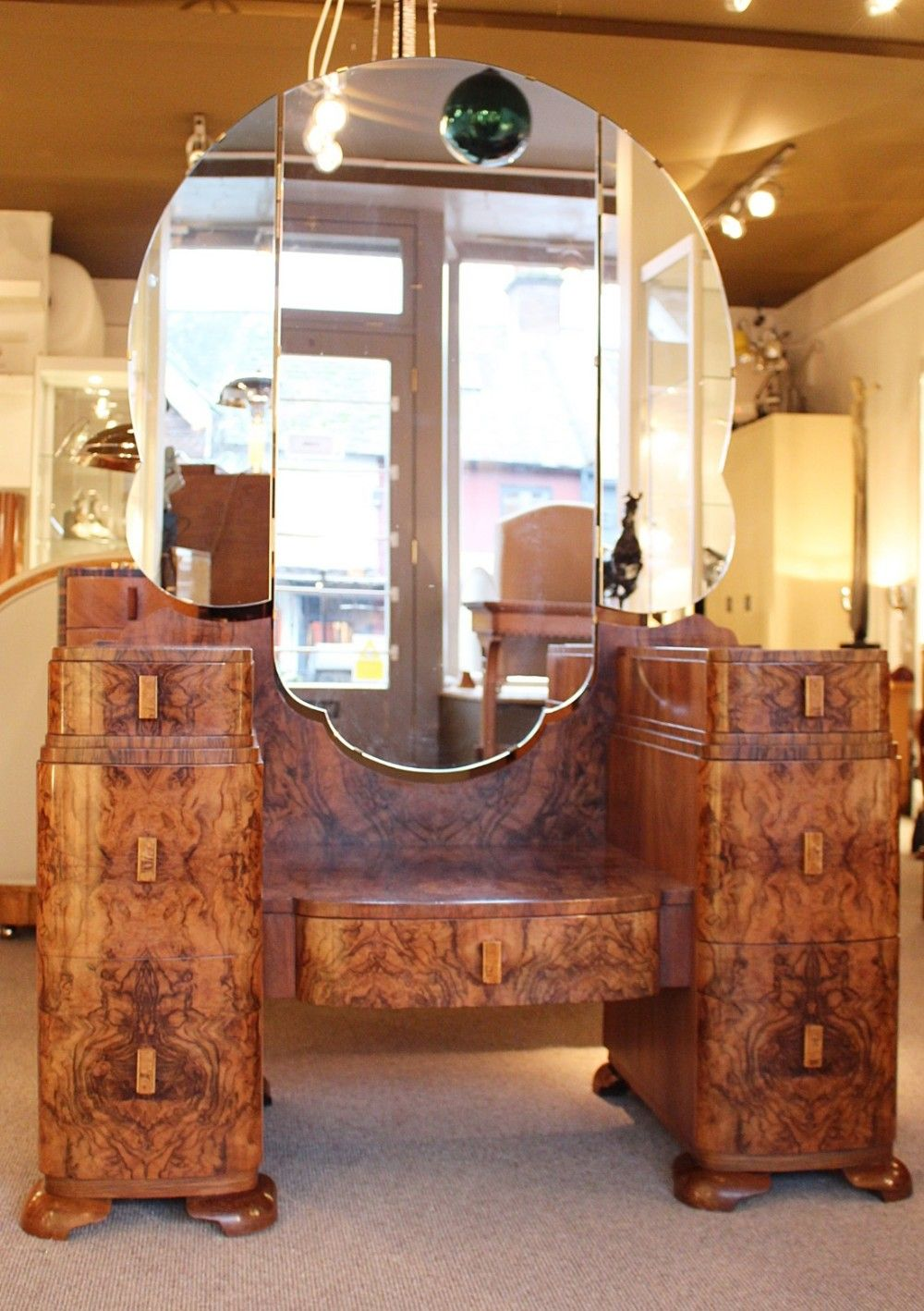 Art deco dressing table circa 1930 with images art