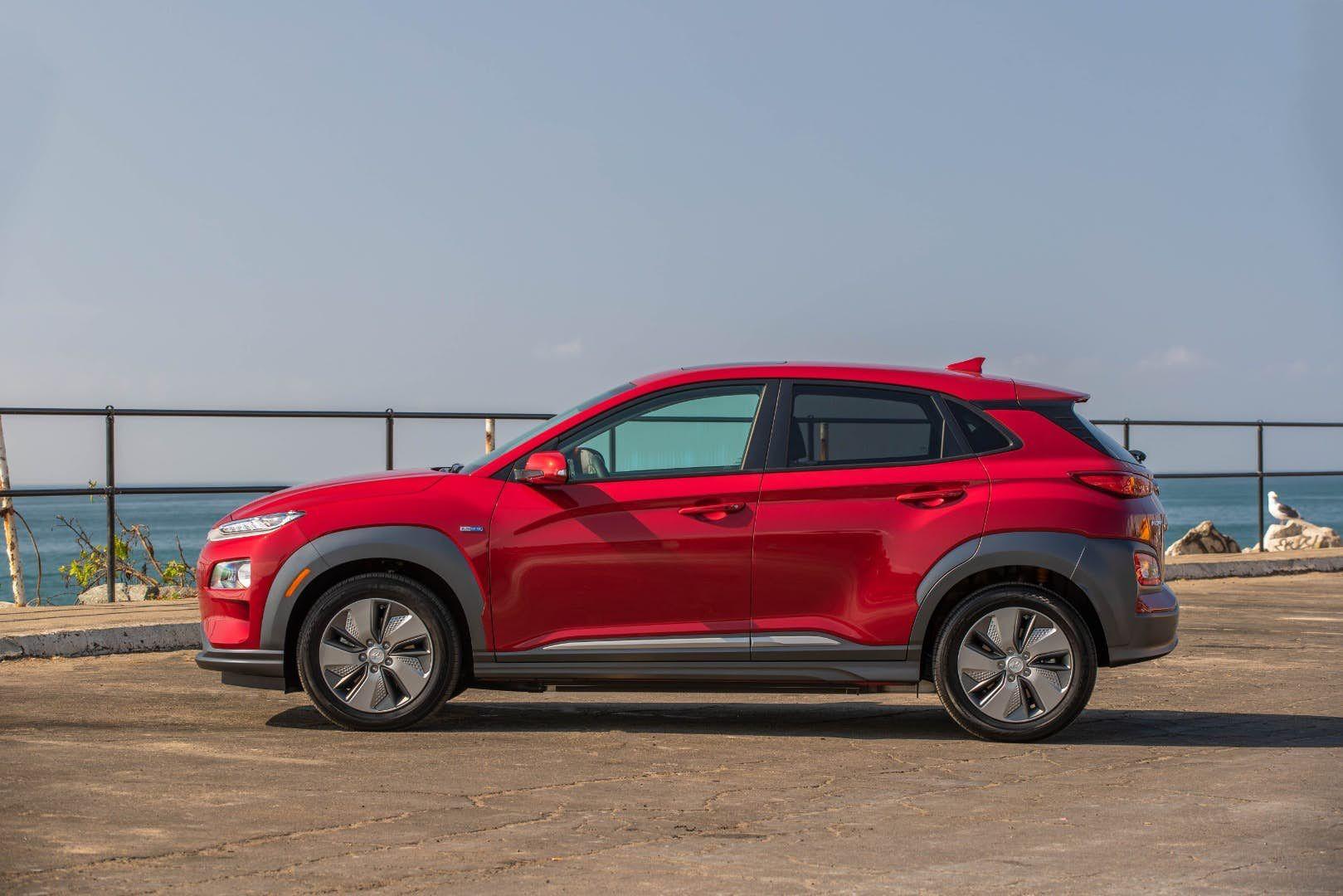 Hyundai prices its electrified Kona SUV for the mass