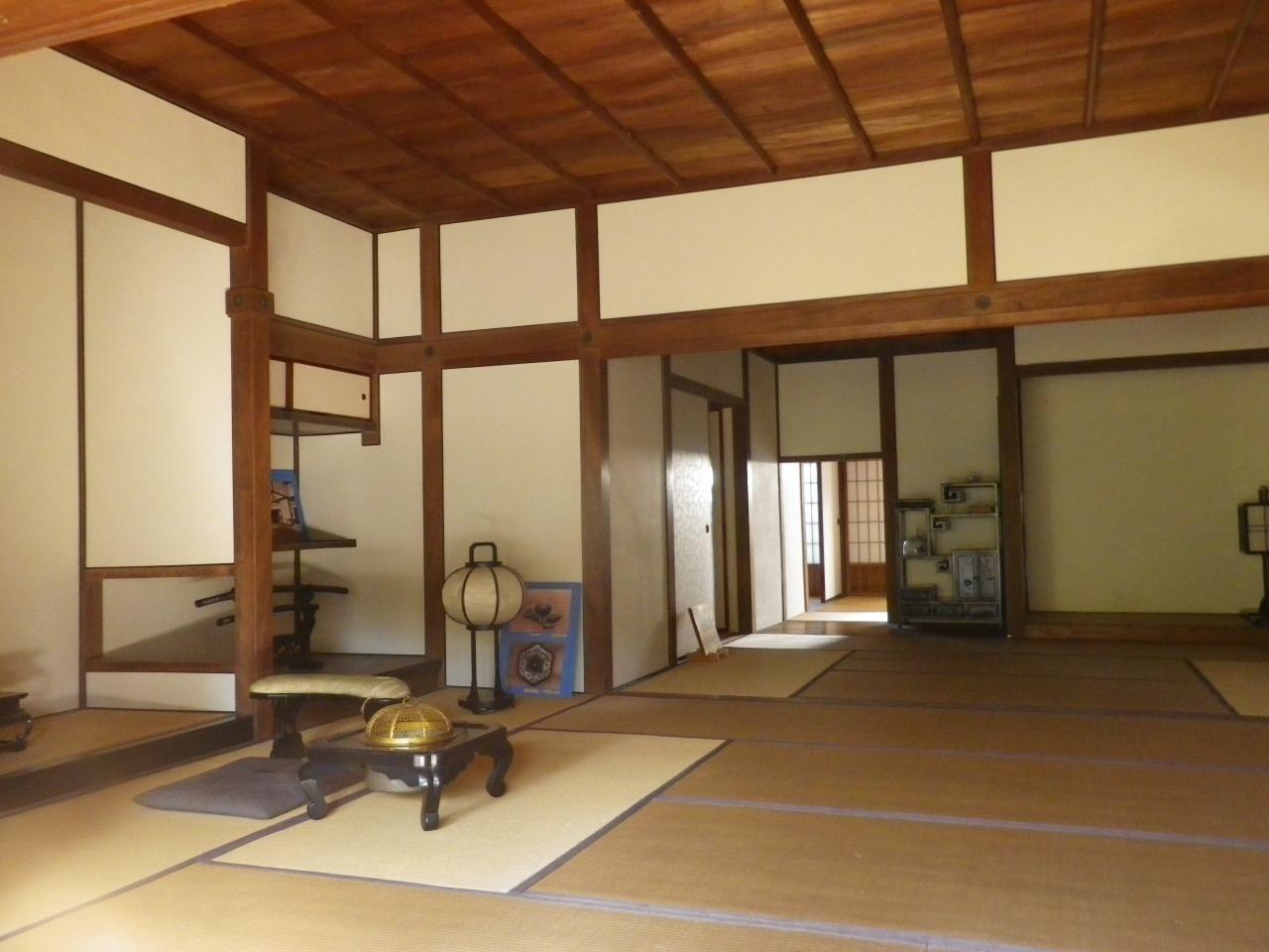 高知 大川筋武家屋敷資料館から高知城へ 高知市 旅行のクチコミサイト フォートラベル 和のインテリア 伝統的な日本家屋 日本 住宅