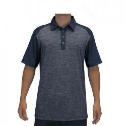 Ao Golf Adidas Puremotion Heather Block Polo Nam B82556 Quần Ao