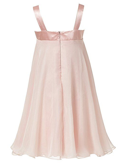 5f92741cf58 Princhar Blush Pink Flower Girl Dress Little Girls Toddler Wedding Party  Dresses US 5T