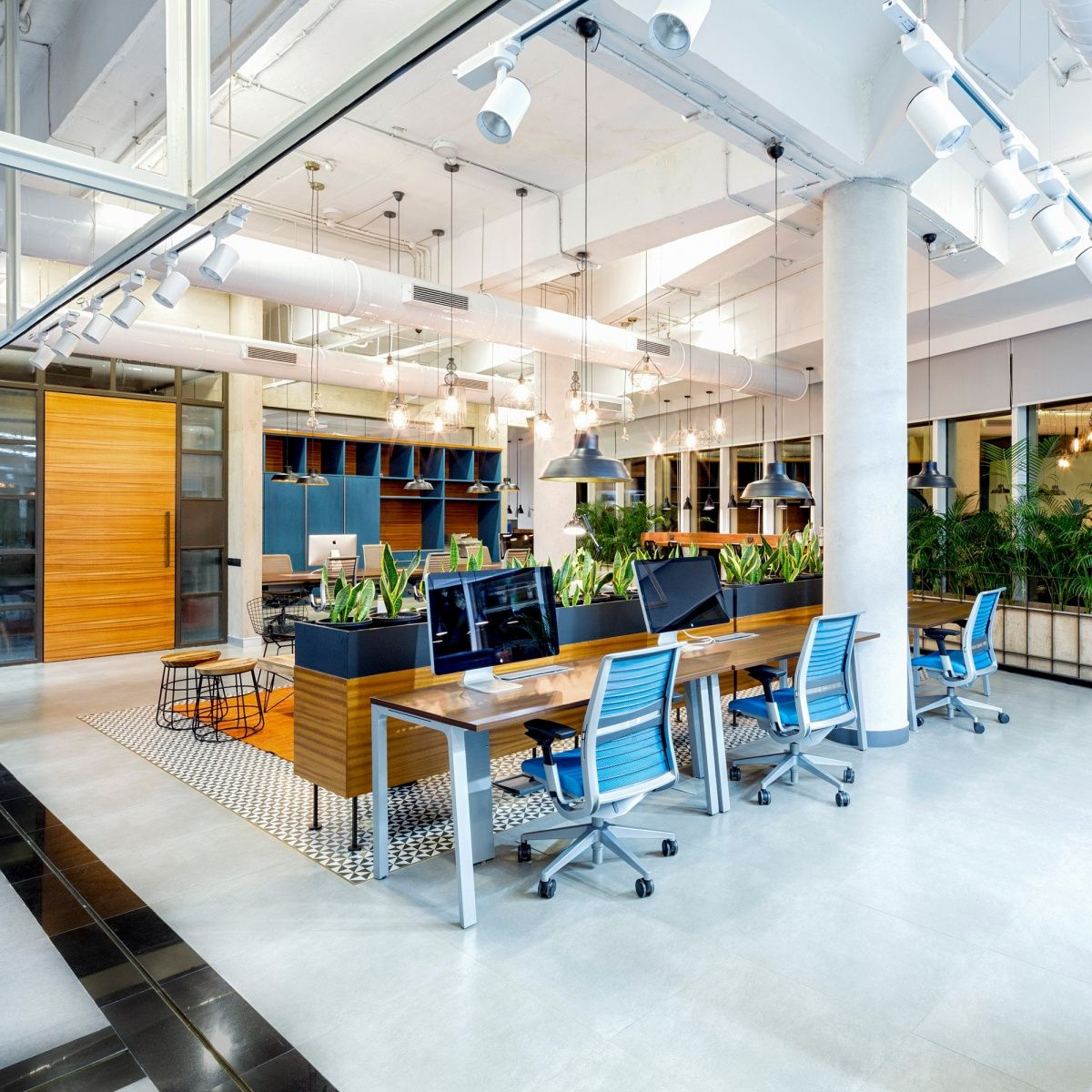 Office Tour Studio 5b Offices Mumbai Colab Office Pinterest