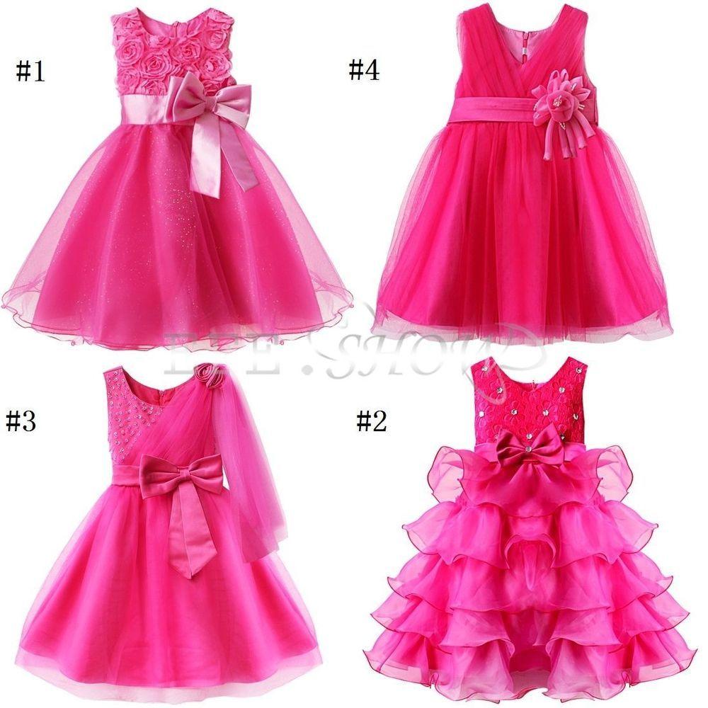 fille b b princesse robe tenue de soir e mariage ceremonie bapteme 12m 10a neuf couture. Black Bedroom Furniture Sets. Home Design Ideas