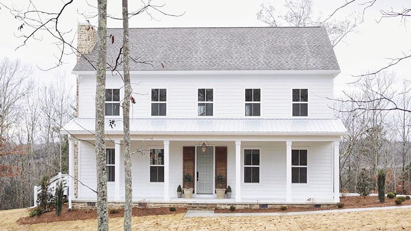 Cole Town Cottage 3 Bed 3 Bath 2 448 Sq Ft 10ft Ceilings Down 9 Ft Up Open F Colonial House Plans Southern Living House Plans Colonial House Exteriors