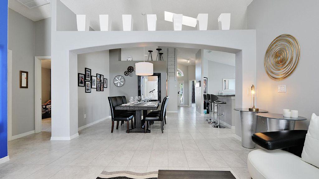 «STAR WARS VILLA» Vacation Rental Home Orlando Florida with The Luxury Villas Orlando.  http://www.theluxuryvillasorlando.com/Page_2.html