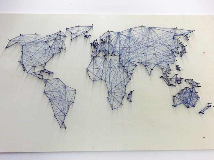 Weltkarte+