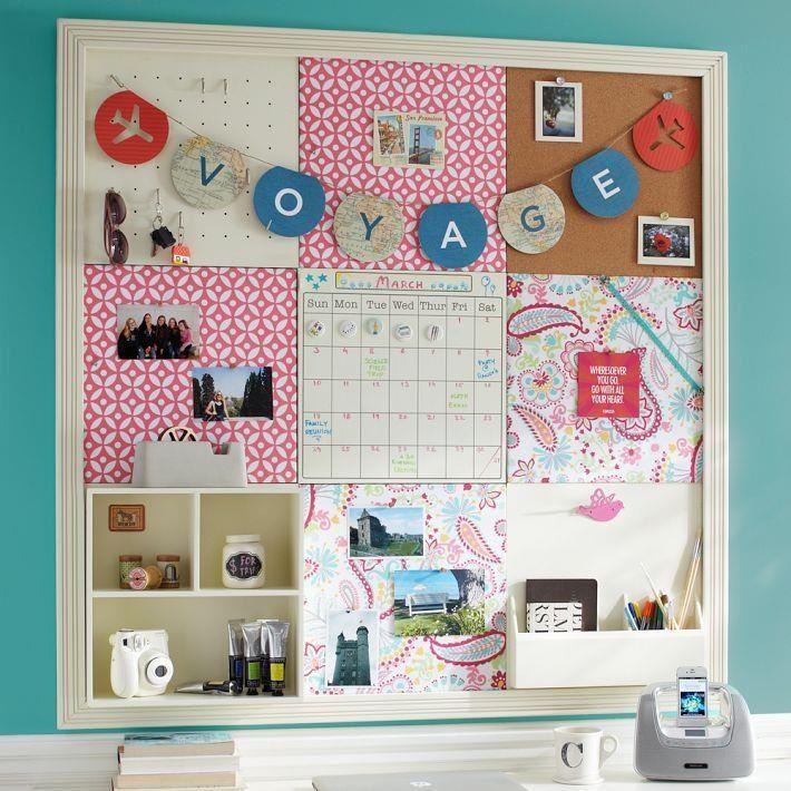 Cute Bulletin Board Diy Crafts For Bedroom Bedroom Organization