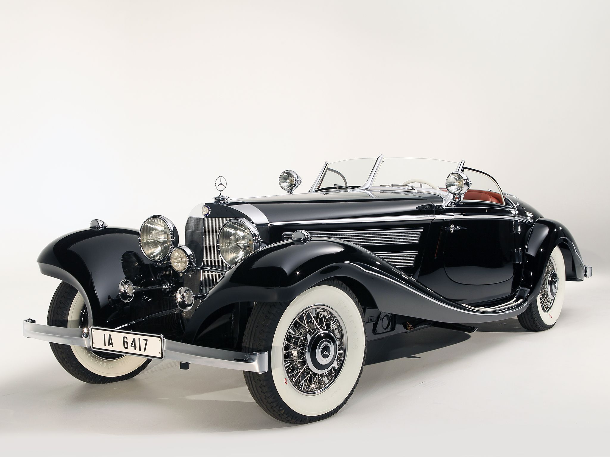 1936 Mercedes Benz 540k Special Roadster Arguably The Best Looking Mercedes Of All Time The 540k Is A Stately Classic Cars Expensive Cars Old Classic Cars