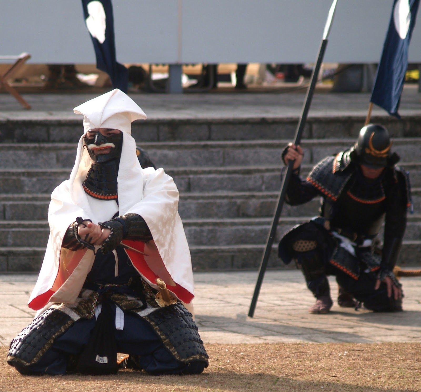Battle of Sekigahara festival - Otani Yoshitsugu commits ...