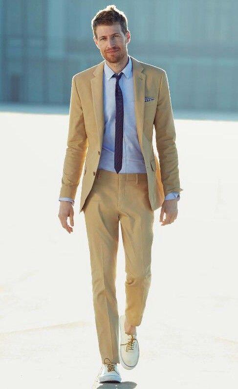 Love khaki suit - J Crew | Spring/ Summer look | Pinterest | Khaki ...