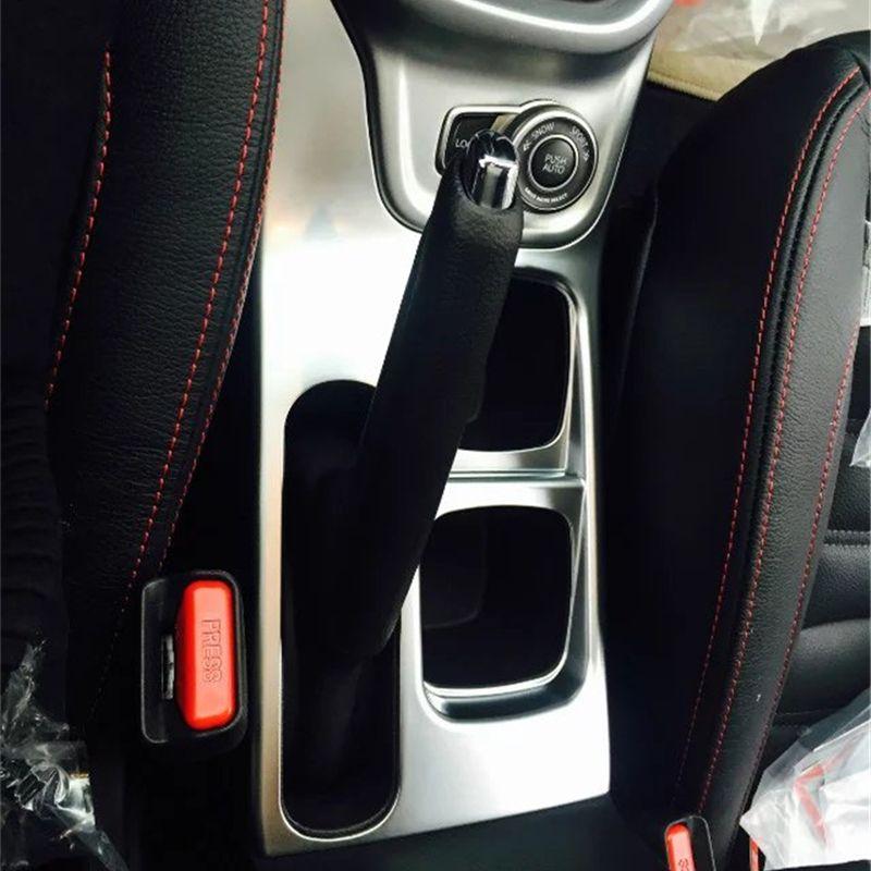 ABS Interior Water Cup Holder Cover Trim 1pcs For Suzuki Vitara Escudo 2015-2016