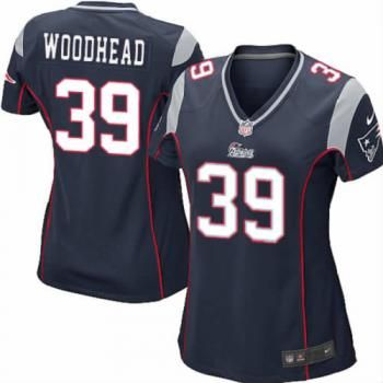 New Women's Blue NIKE Elite New England Patriots #39 Danny Woodhead Team Color NFL Jersey | All Size Free Shipping. Size S, M,L, 2X, 3X, 4X, 5X. Our massive selection of Women's Blue NIKE Elite New England Patriots #39 Danny Woodhead Team Color NFL Jersey coupled with our competitive prices, fast shipping and friendly service for nike jerseys is why we are the largest fan shop online.$109.99