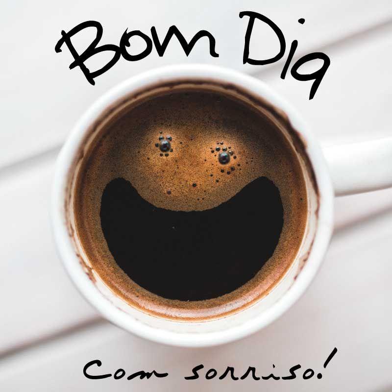 Frases De Bom Dia Com Imagens De Xícara De Café Encontre Aqui