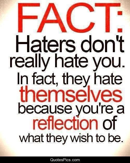 Insecure Jealous People Always Try To Confront You With Negative Drama They Spend Countless Hours Talking And Tal Quotes About Haters Life Quotes Funny Quotes