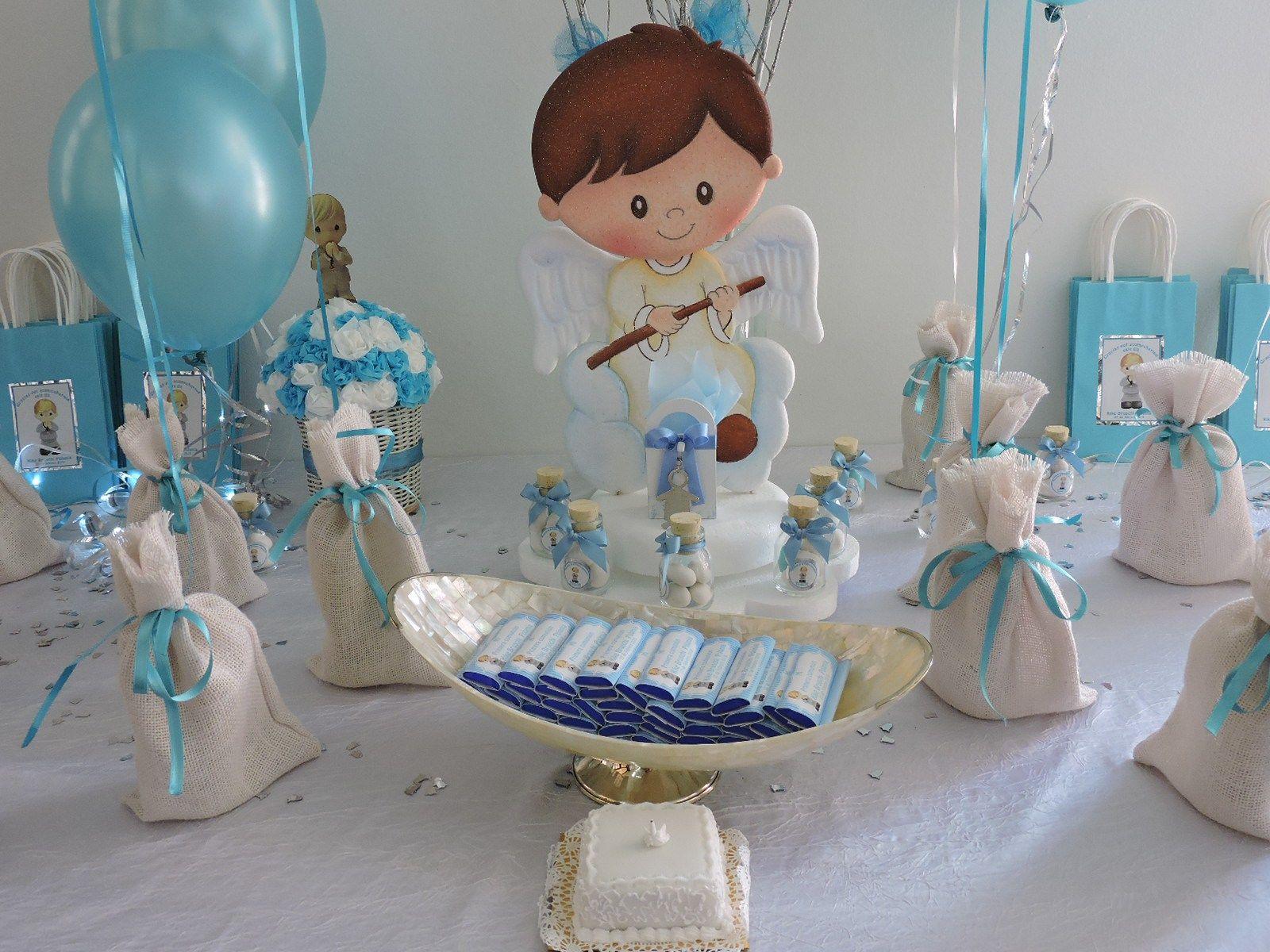 Resultado de imagen para baby shower ni a decoracion 2015 - Decoracion comunion en casa ...