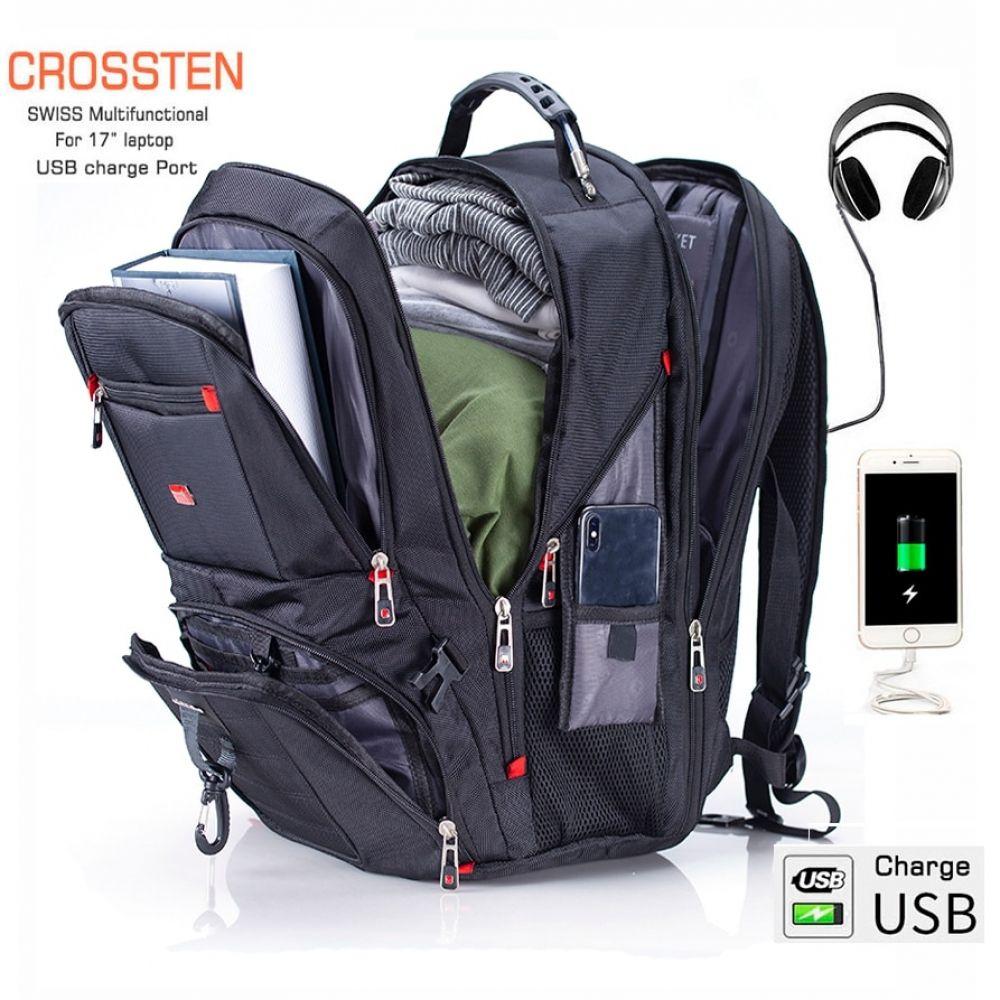 Crossten Swiss Multifunctional 17.3