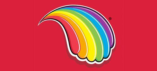 Taste The Rainbow A New Logo For Skittles Logo Design Blog Skittles Logo Creative Graphic Design Graphic Design Blog
