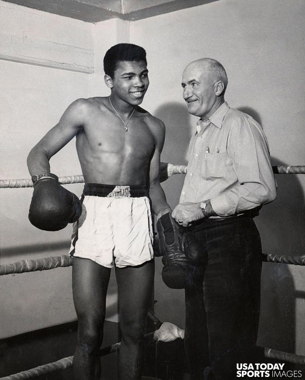 Pin on Cassius Clay aka Muhammad Ali