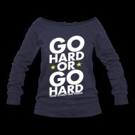 Long Sleeve Shirts ~ Womens Wideneck Sweatshirt ~ Article 11900858