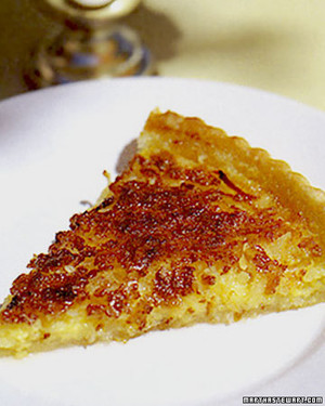 Lemon Coconut Buttermilk Pie Recipe Martha Stewart Buttermilk Pie French Coconut Pie Perfect Pies