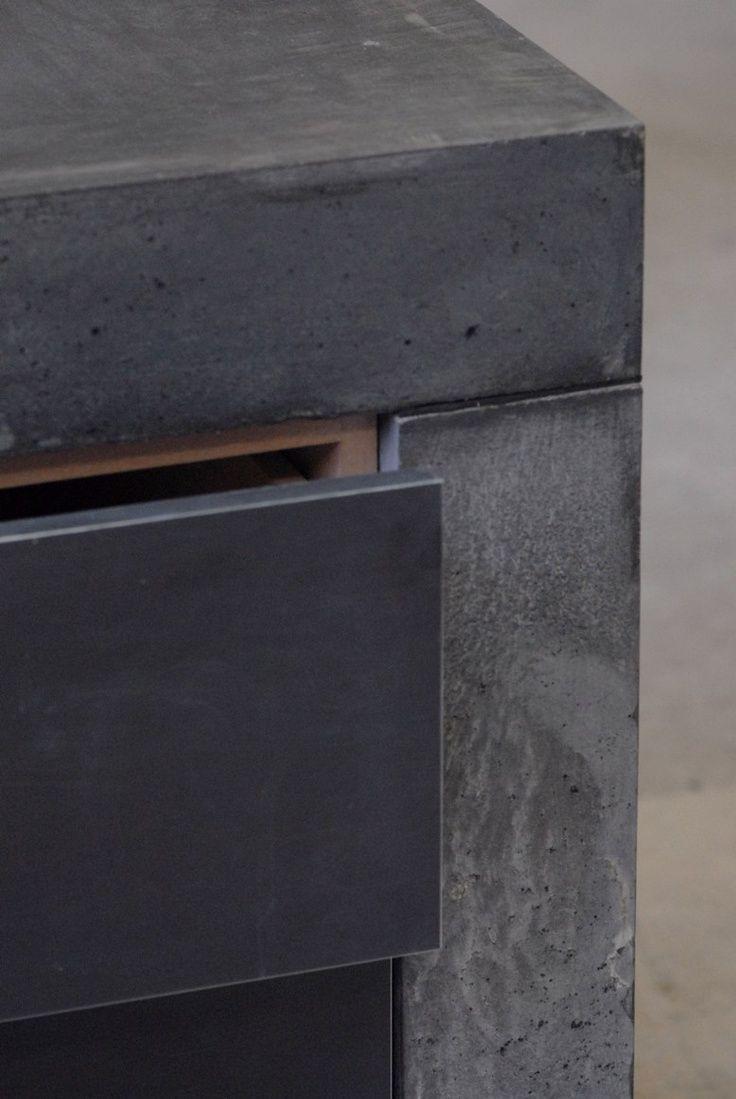 Concrete furniture - love it | Concrete | Pinterest ...