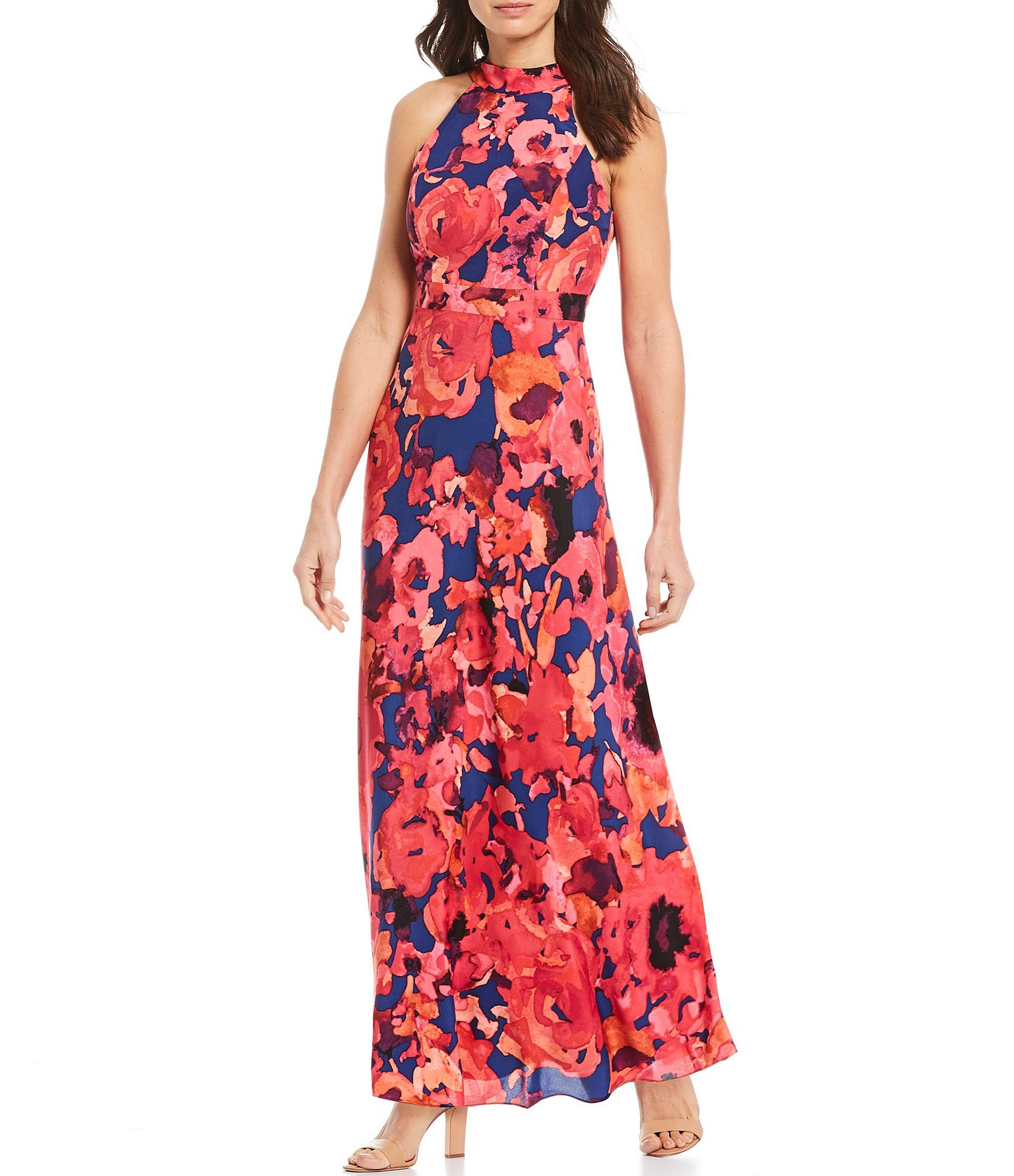 Pin By Mary Shook On Mother Of The Bride Floral Print Chiffon Maxi Dress Print Chiffon Petite Dresses [ 2040 x 1760 Pixel ]