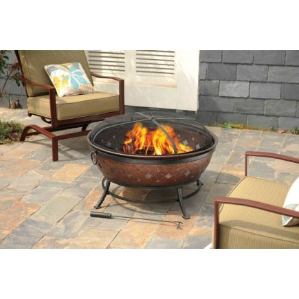 Living Accents Noma Fire Pit - Ace Hardware   Fire pit ... on Ace Hardware Fire Pit id=30570