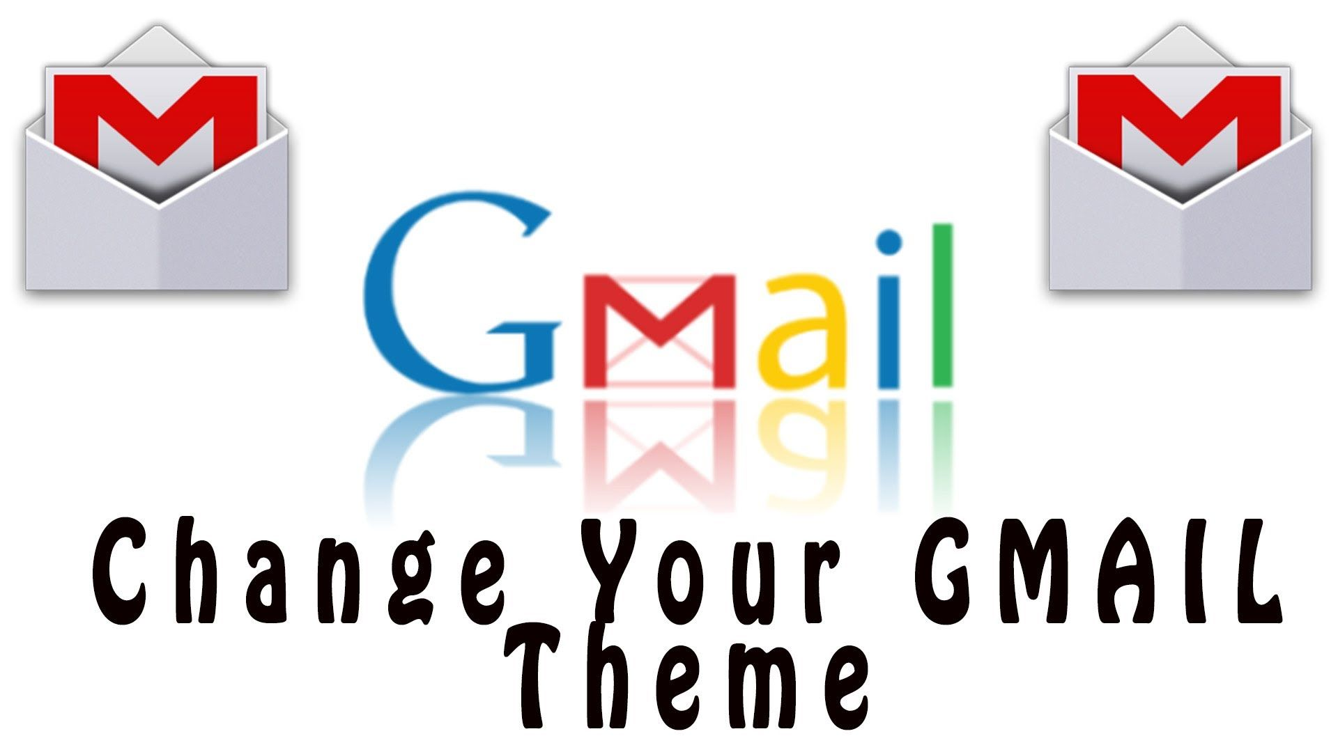 How To Change Your Gmail Theme And Background Gmail Tutorial Gmail Tutorial Technology Tutorials