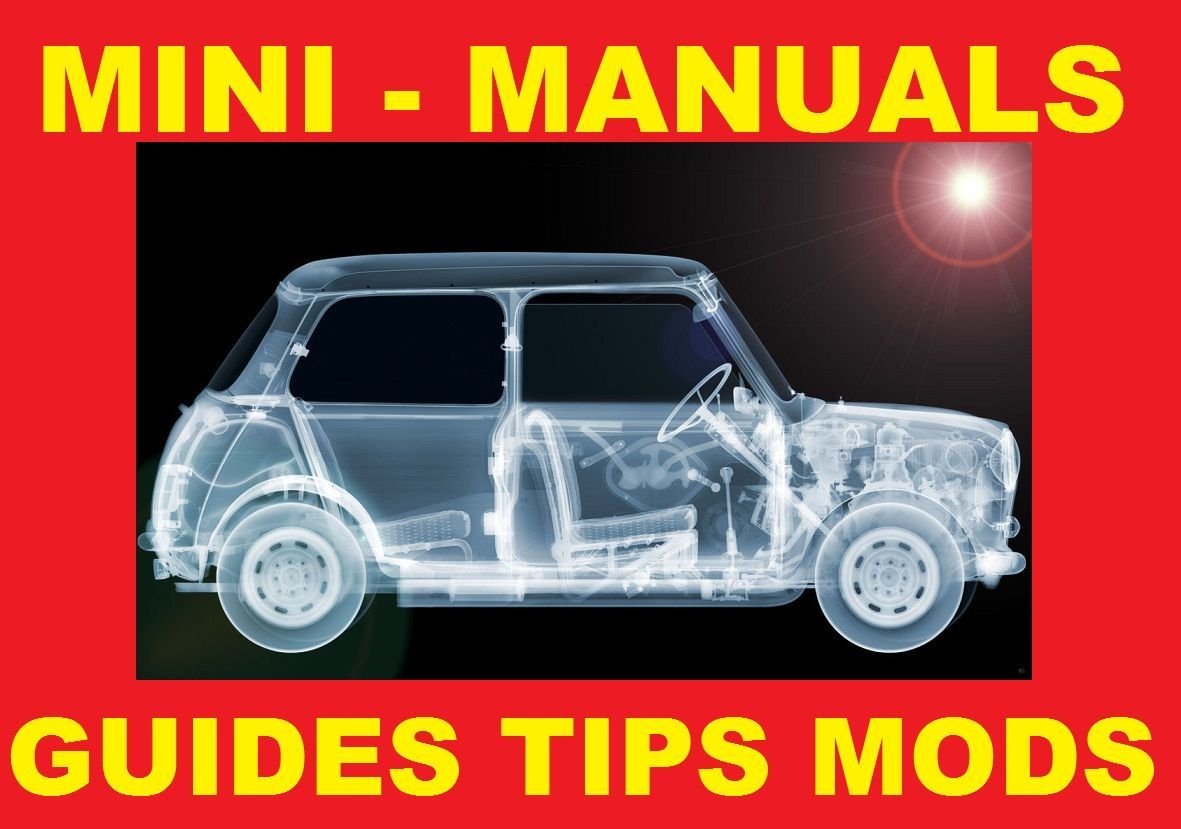 Dedecated Classic Mini Guides Guides And Manual Wiring Pdf