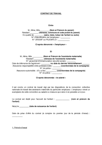 Cv Gratuit Nounou Lettre De Motivation Lettre De Motivation Stage Exemple Lettre Motivation
