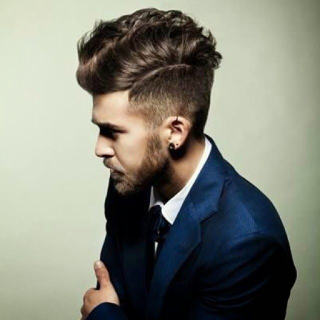 Remarkable 1000 Images About Hairstyle Men On Pinterest Men39S Hairstyle Hairstyles For Women Draintrainus