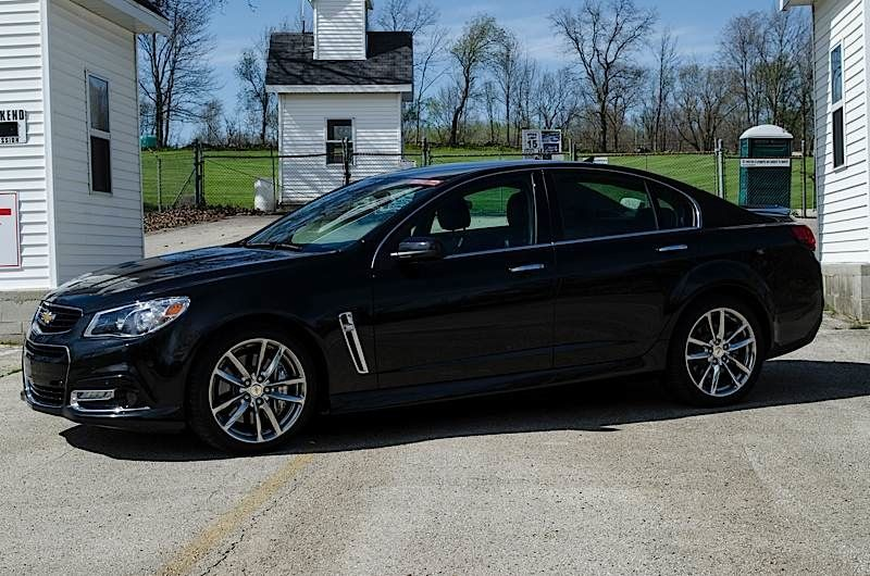 2014 Chevy SS: Family Sedan With Corvette Power