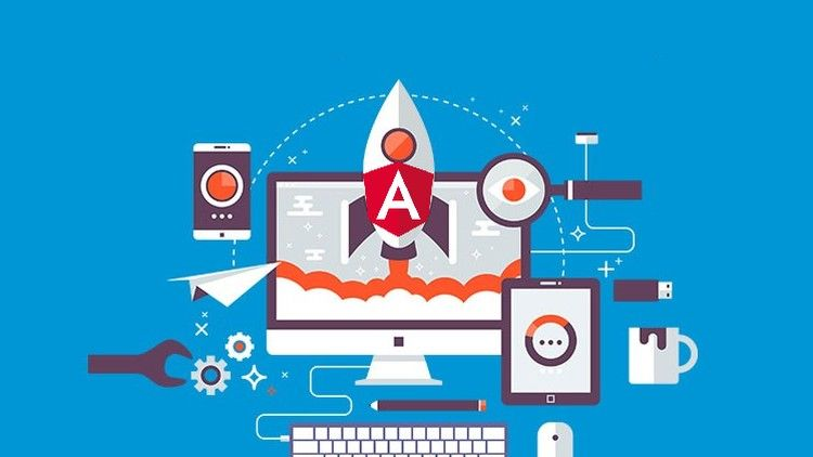 Angularjs - Front End Developer [Udemy Free Course] | Free