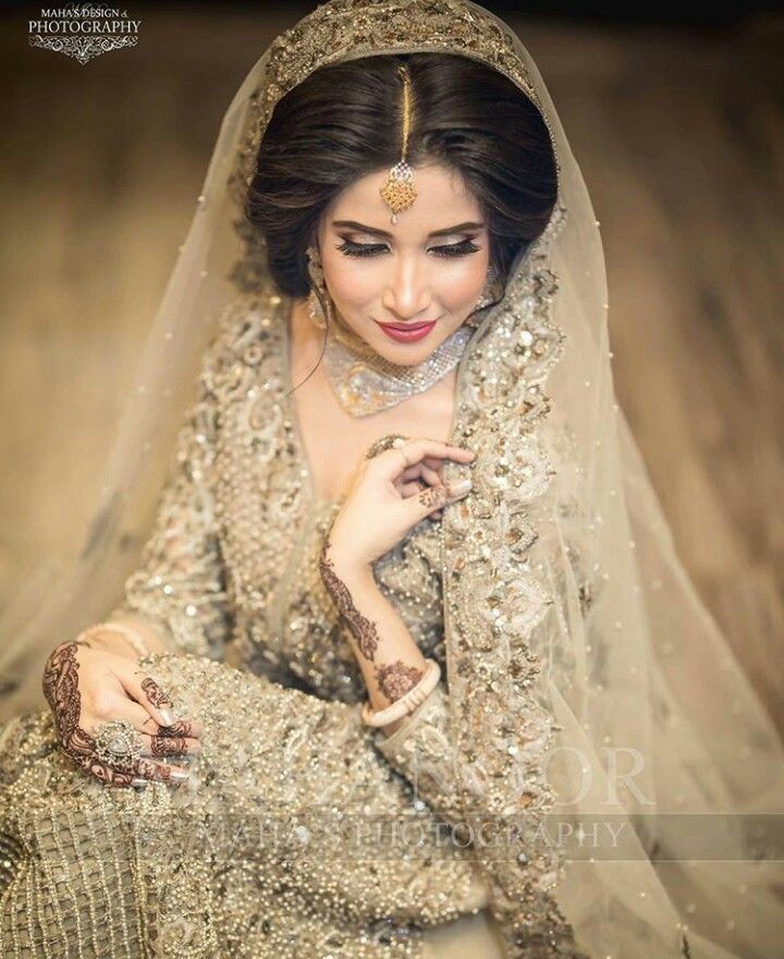 Hairstyles Pakistani Waleema: Pin By Dua Altaf On Walima Dresses