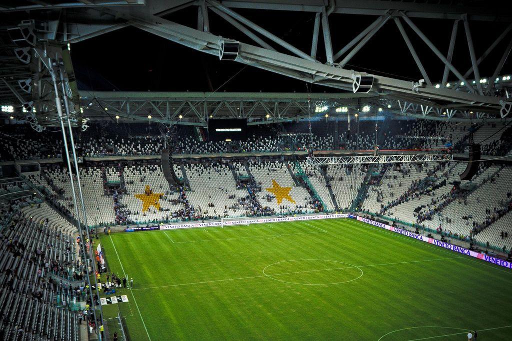 Стадион арена ювентус