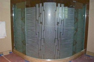 incorporating a window into a shower - Google Search