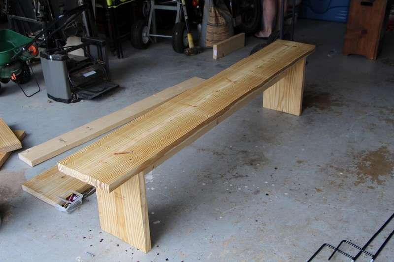 это удивительный как самому построить скамейку фото умеет