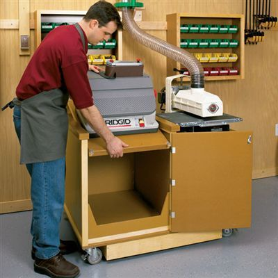 Buy Dual-Purpose Sanding Center Plan at Woodcraft