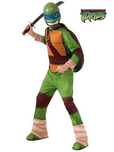 Teenage Mutant Ninja Turtles Leonardo Costume #Teenage #Mutant ...