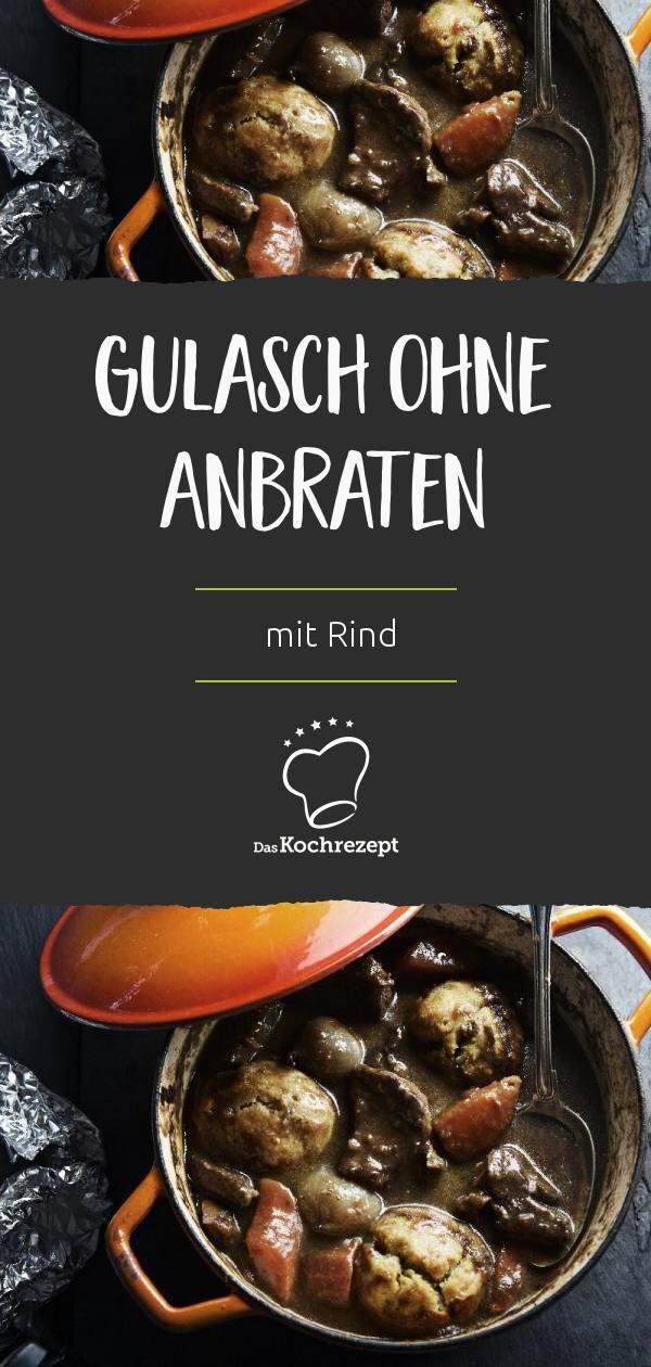 Gulasch ohne Anbraten #gulaschrezept