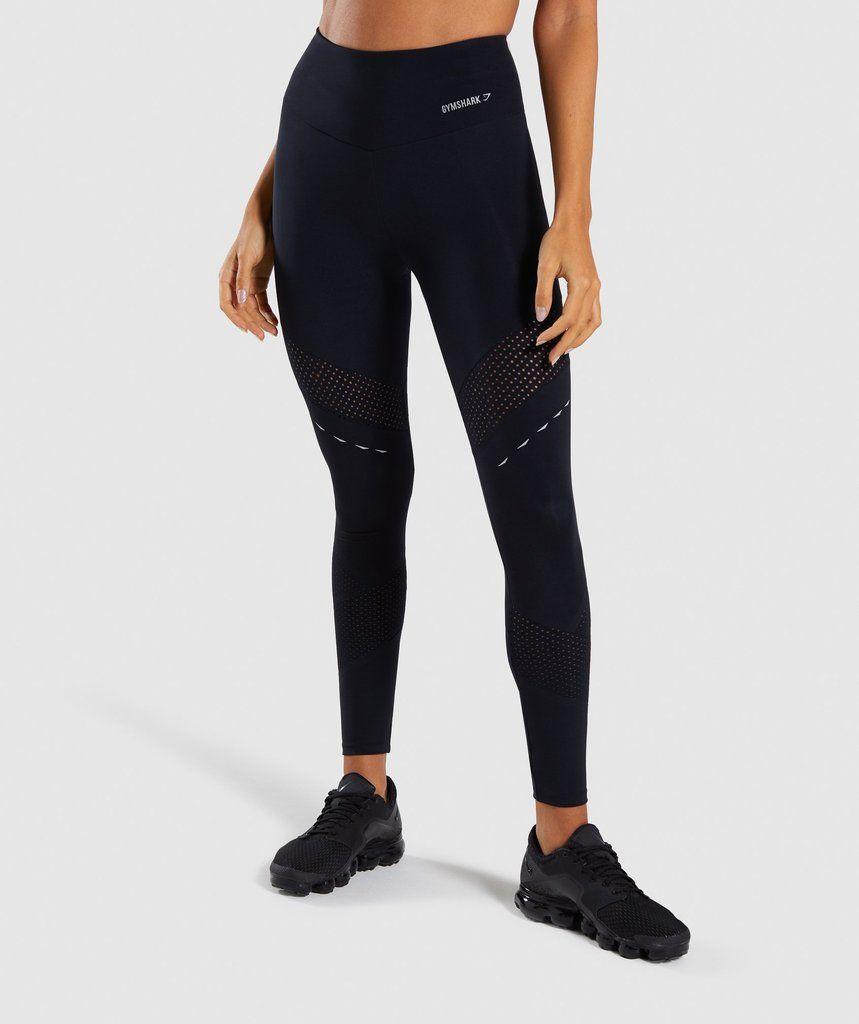 907900340af16 Gymshark Pro Perform Leggings - Black in 2019 | ✧ gymshark ...