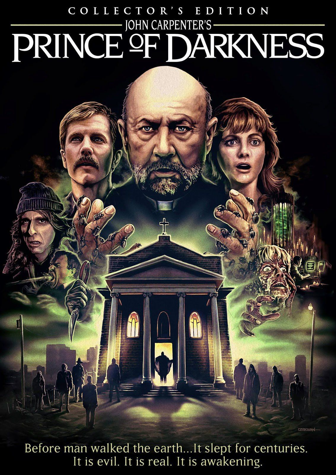 Prince of Darkness (1987) Movie Review in 2020 Prince of