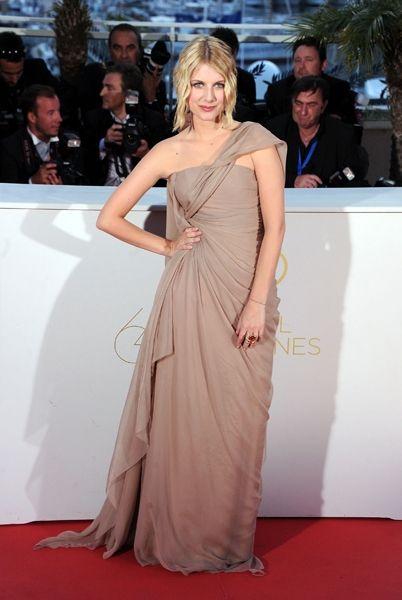 Melanie Laurent in Christian Dior