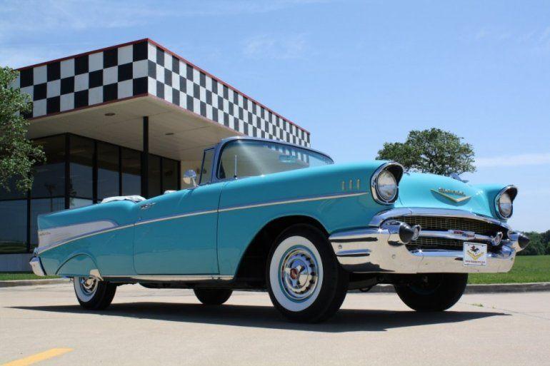 1957 Chevy Bel Air Convertible Chevrolet Bel Air 1957 Chevrolet