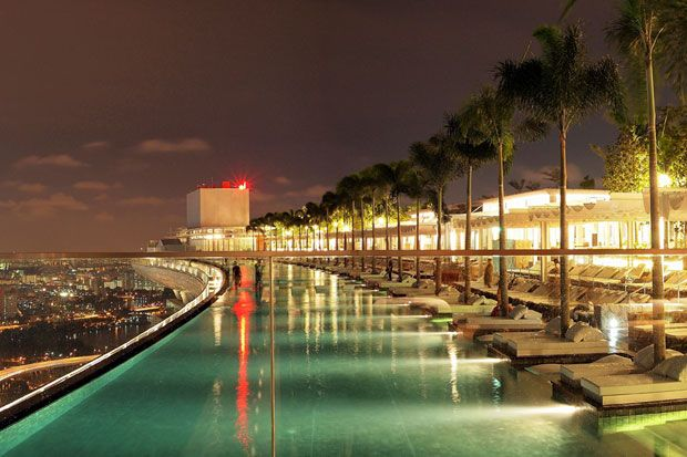 Marina Bay Sands Hotel @ Singapore | Travel & Leisure