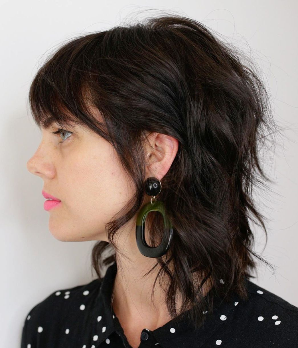 What is the best haircut for a long neck? - Hair A