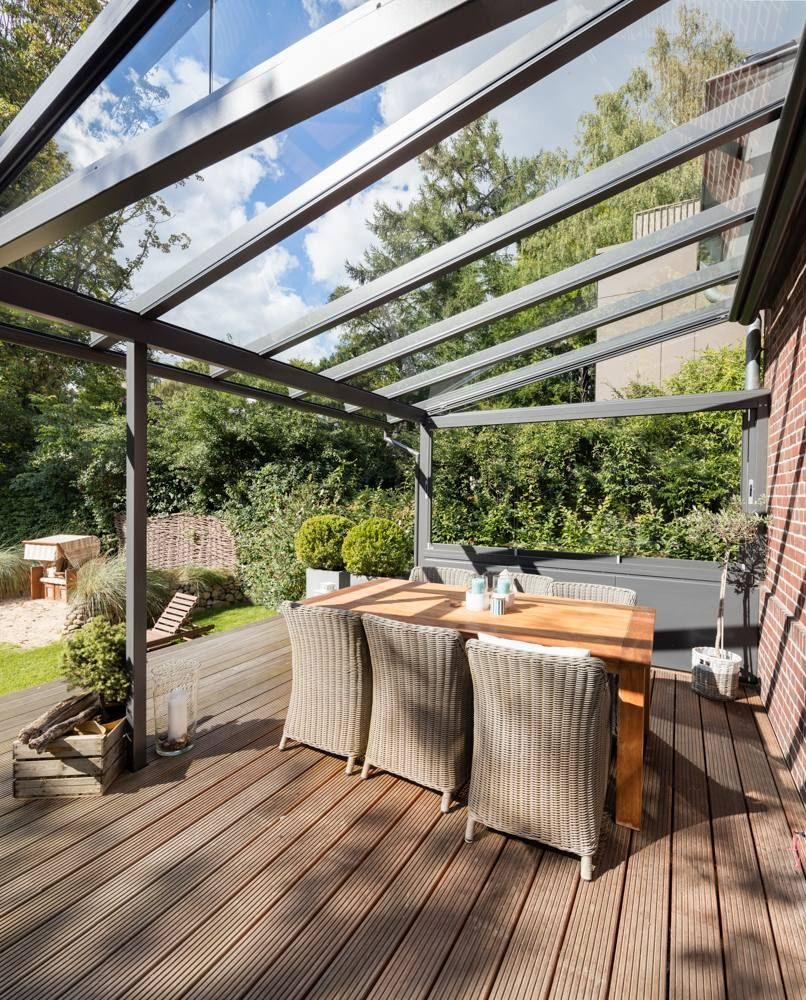 Terrassendach Hamburg solarlux terrassendach sdl atrium plus aluminium sonne rundum gmbh