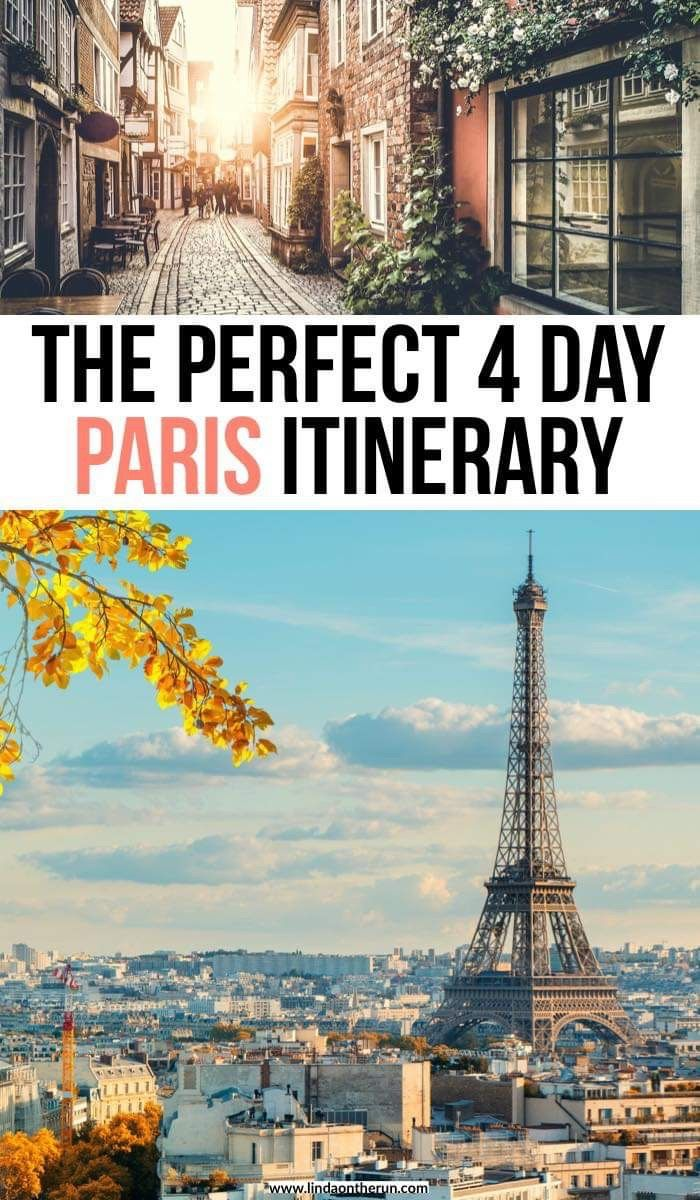 The Ultimate 4 Days in Paris Itinerary| 4 days in Paris| 4 Days In Paris: the ultimate Paris Itinerary| tips for traveling to Paris| best things to do in Paris| how to plan your trip to Paris| paris| Paris France #paris #parisfrance   #france #traveltips