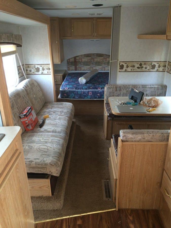 Una Caravana Reformada Por Completo Con Una Cocina Espectacular