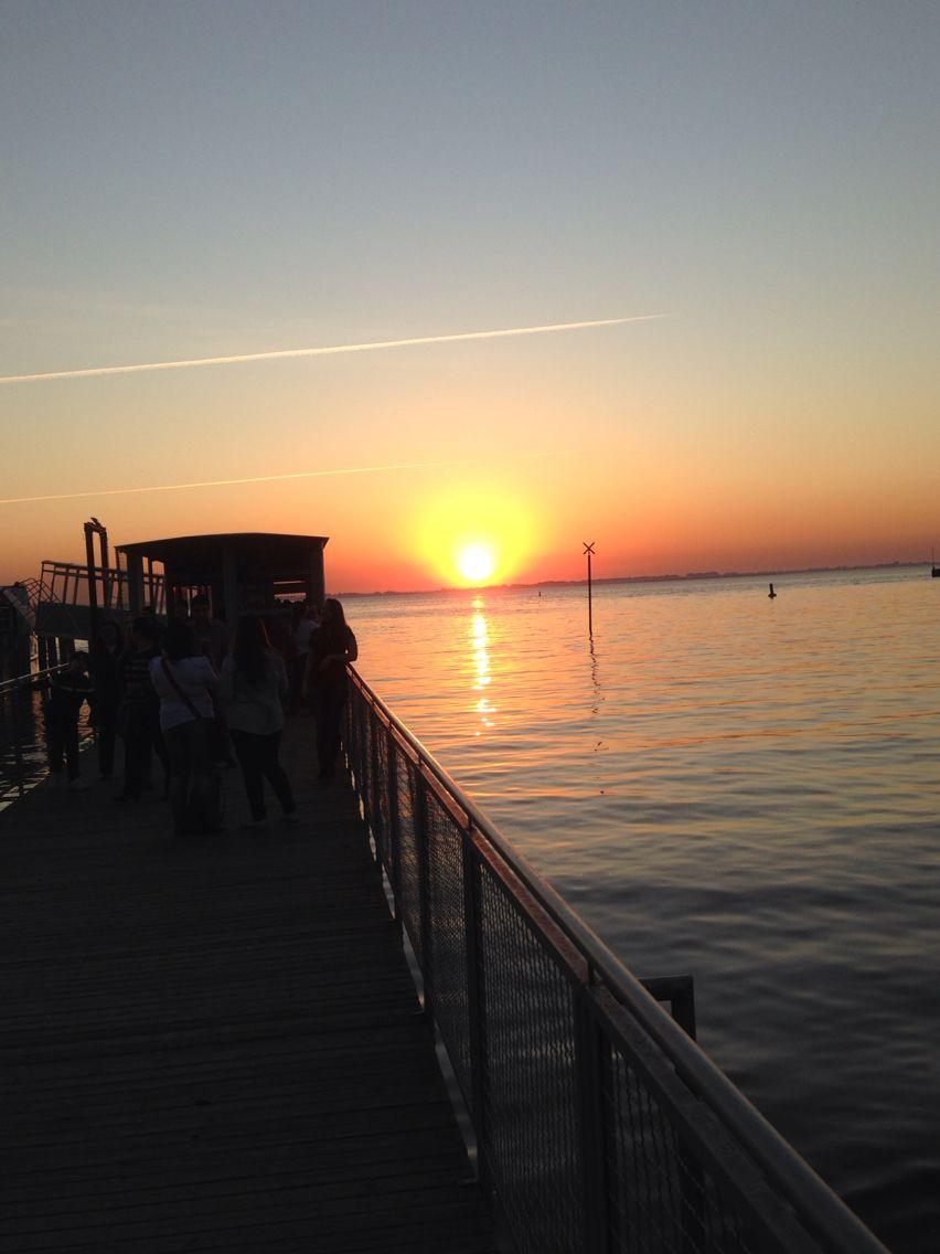 Porto Alegre tem o pôr do sol mais lindo do mundo!